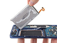Замена аккумуляторной батареи samsung s9