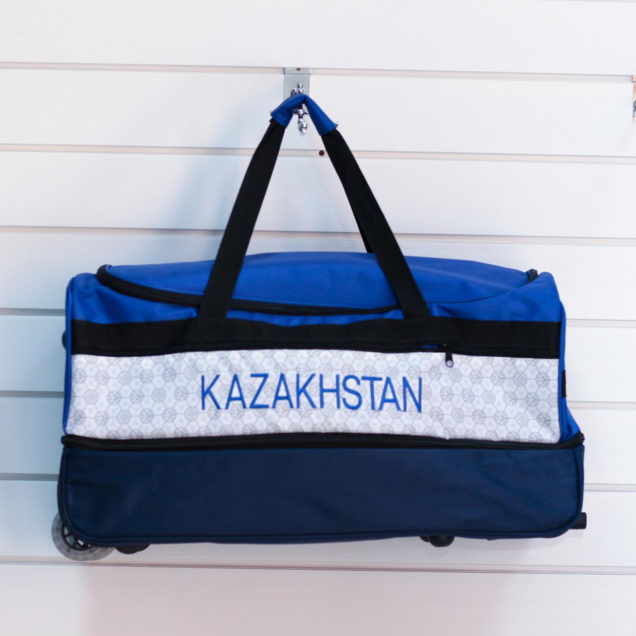 """Спортивная сумка """"Степной ветер"""" 2018."""