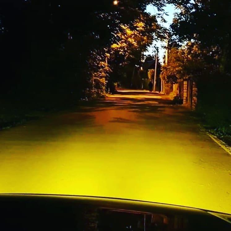 Галогенные лампы Piaa Solar Yellow H-11