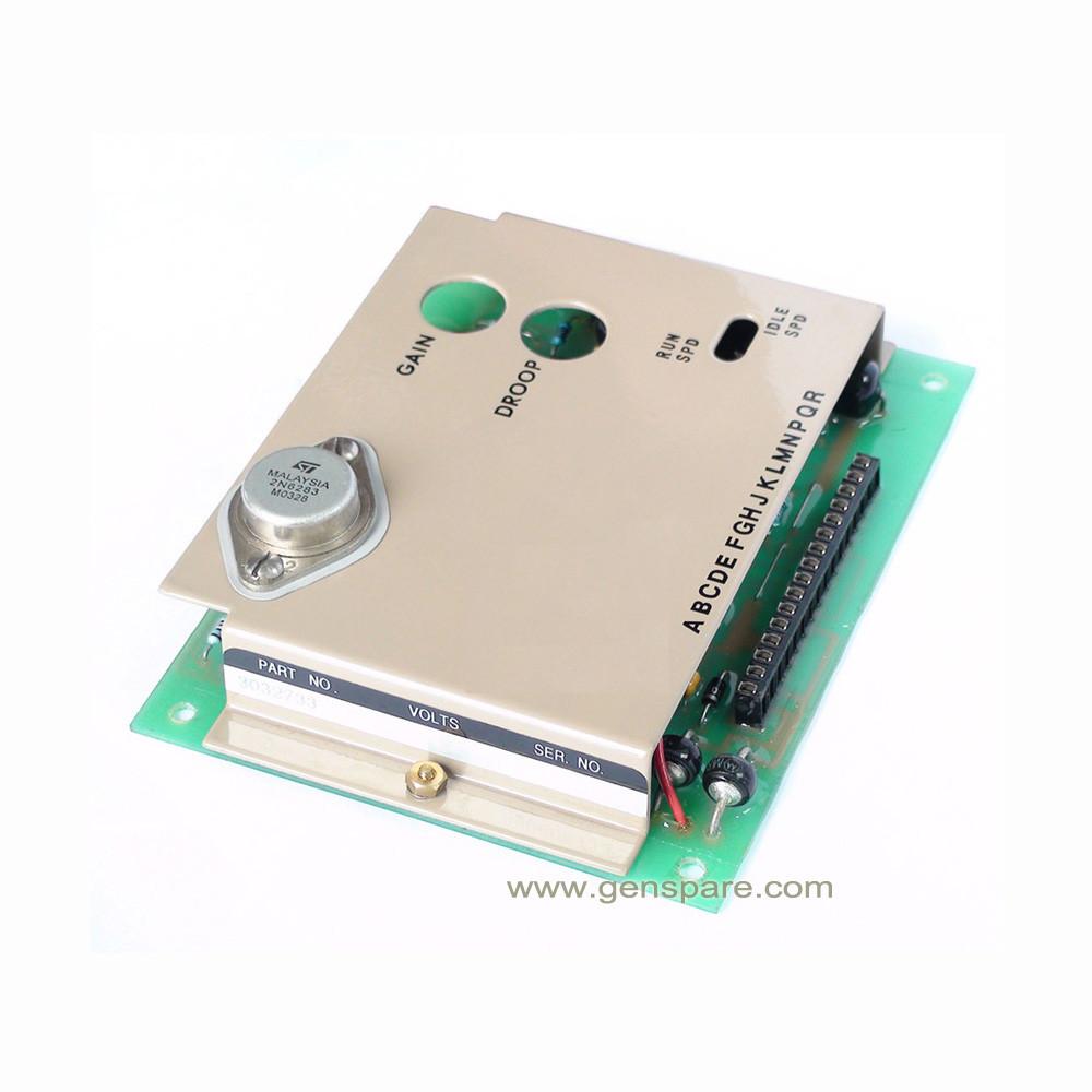 Регулятор скорости генератора / Блок управления скоростью 3032733