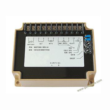 Регулятор скорости генератора / Блок управления скоростью EFC 3037359, фото 2