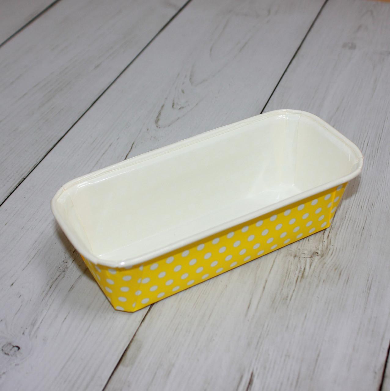 Бумажная форма для кексов