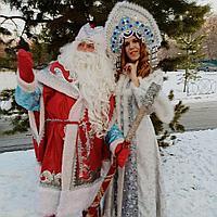 Дед Мороз и Снегурочка в гости, на утренник и корпоративы, фото 1