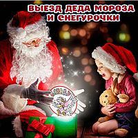 Дед Мороз и Снегурочка, фото 1