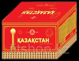 """Батарея салютов КА7081 """"Казахстан""""100 выстрелов"""