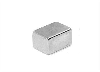 Магнит неодимовый N40 D8X4.8X5.8