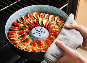 Сковорода 27 см со съемной бакелитовой ручкой, фото 2