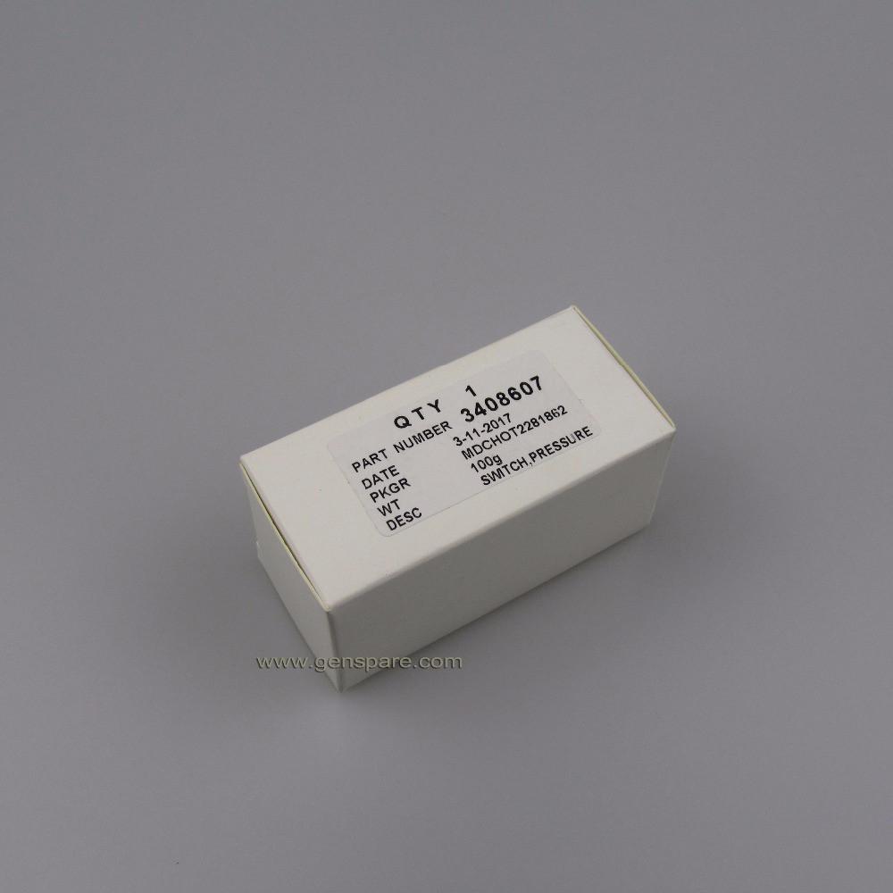 Реле давления моторного масла генератора 3408607