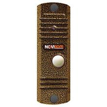LEGEND BRONZE - Панель вызова видеодомофона, 540ТВЛ (цвет - бронзовый).