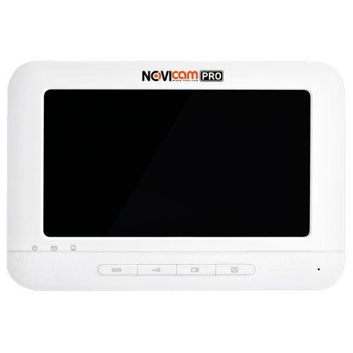 """NDM7F PRO - 7"""" Монитор IP-видеодомофона с WiFi и подключением к смартфону."""
