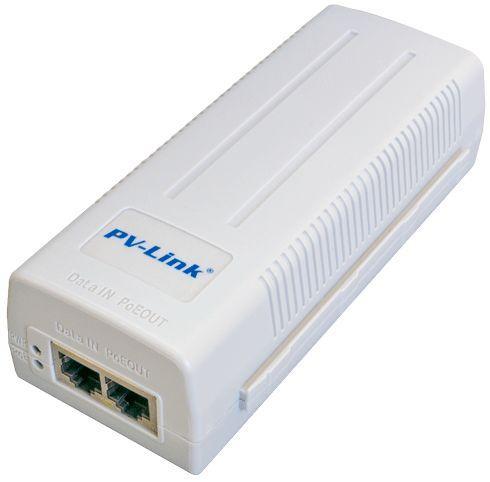 PV-POE01GB - Инжектор PoE.