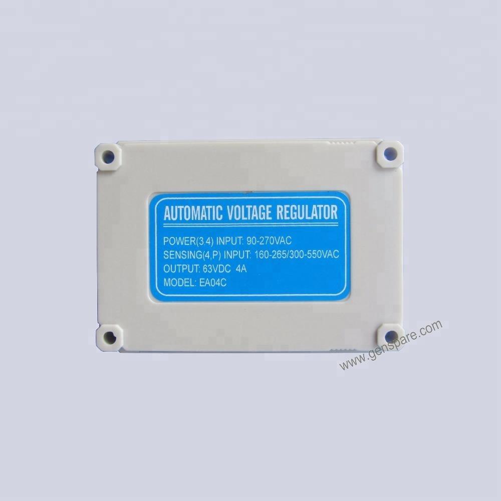 Kutai Basler Регулятор напряжения AVR EA04C VR63-4C