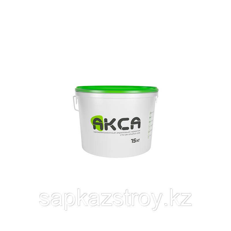 Акриловый герметик АКСА