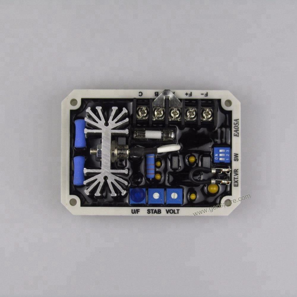 Kutai Genset AVR EA05A Автоматический регулятор напряжения