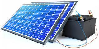 Солнечная электростанция 1,5 кВт/сутки(12В)