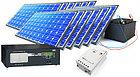 Солнечная электростанция 9.6 кВт/сутки(24В), фото 2