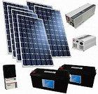 Солнечная электростанция 12 кВт/сутки(24В), фото 3