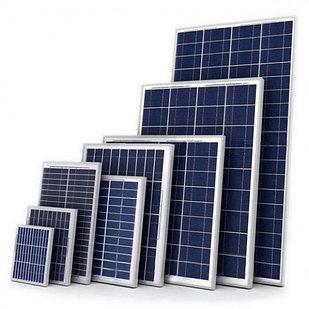 Солнечная панель  30 Вт (12В)