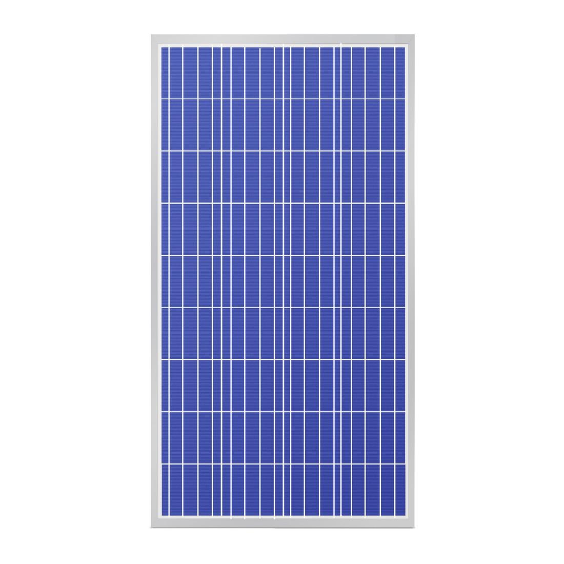 Солнечная панель  100 Вт (12В)