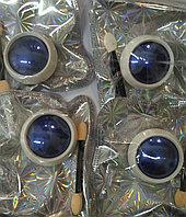 Втирка зеркальная для дизайна ногтей морская волна