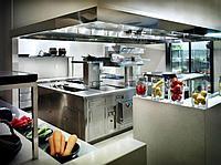 Выбор оборудования для оснащения кухни ресторана