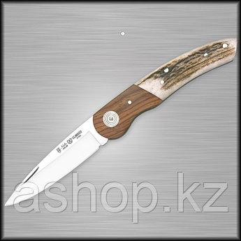 Нож складной Miguel Nieto Climber 404, Общая длина: 175 мм, Длина клинка: 75 мм, Материал клинка: Сталь AN-58,