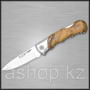 Нож складной Miguel Nieto Campera 073, Общая длина: 125 мм, Длина клинка: 50 мм, Материал клинка: Сталь AN-58,