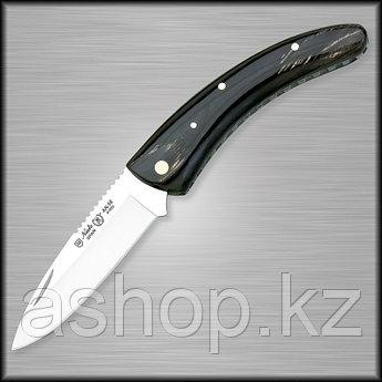 Нож складной охотничий Miguel Nieto Artesanal ART-6, Общая длина: 175 мм, Длина клинка: 70 мм, Материал клинка