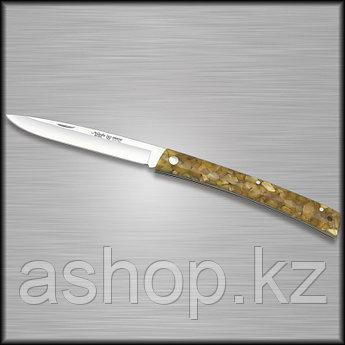 Нож складной Miguel Nieto Amigo 801-O, Общая длина: 190 мм, Длина клинка: 85 мм, Материал клинка: Сталь AN-58,