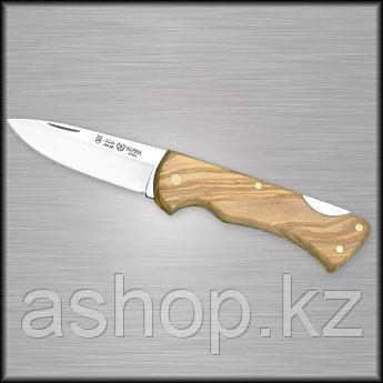 Нож складной Miguel Nieto Alpina 043, Общая длина: 170 мм, Длина клинка: 70 мм, Материал клинка: Сталь AN-58,