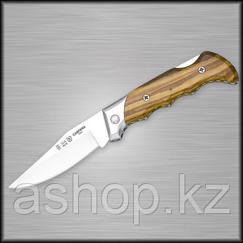Нож складной Miguel Nieto Campera 072, Общая длина: 145 мм, Длина клинка: 65 мм, Материал клинка: Сталь AN-58,