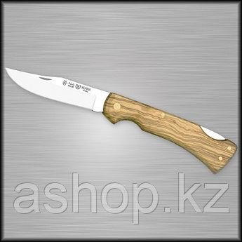Нож складной Miguel Nieto Alpina 042, Общая длина: 170 мм, Длина клинка: 75 мм, Материал клинка: Сталь AN-58,