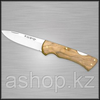 Нож складной Miguel Nieto Alpina 044, Общая длина: 190 мм, Длина клинка: 80 мм, Материал клинка: Сталь AN-58,