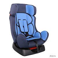 """Детское автомобильное кресло SIGER """"Диона"""" голубой, 0-7 лет, до 25 кг"""