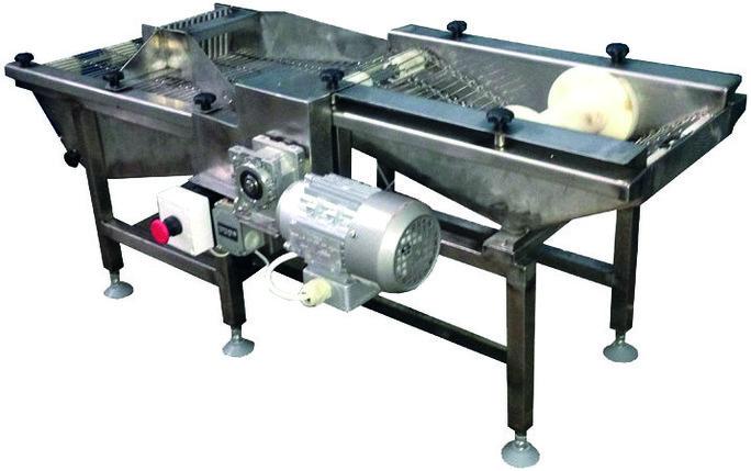 Машина для нанесения сухой и жидкой панировки, фото 2