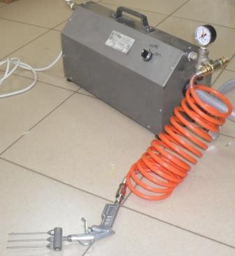 Инъектор ручной 1-2-3 игл , фото 2