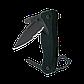 Нож складной Leatherman Crater C33TX, Заточка: Серрейтор, Кол-во функций: 4 в 1, Цвет: Чёрный, (C33TXb), фото 2