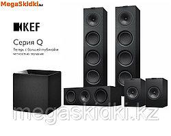 Комплект для домашнего кинотеатра 5.1 на акустике KEF серии Q