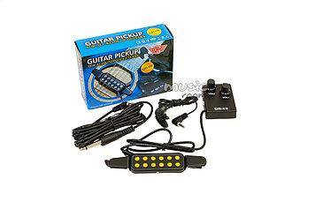 Звукосниматель для гитары QH-6B