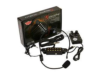 Звукосниматель для гитары QH-8B