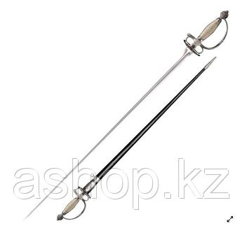 Шпага Cold Steel Small, Общая длина: 970 мм мм, Длина клинка: 790 мм, Материал клинка: Сталь углеродистая 1055