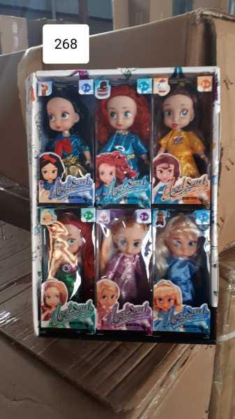 Куколки принцессы