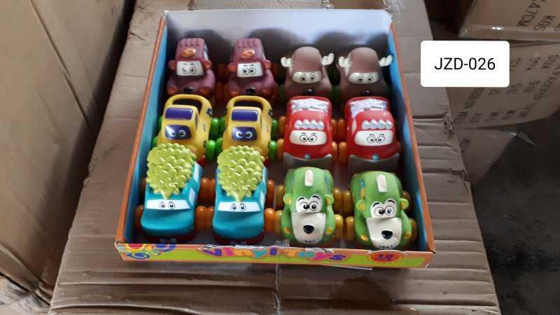 Машинки в наборе из 12-ти