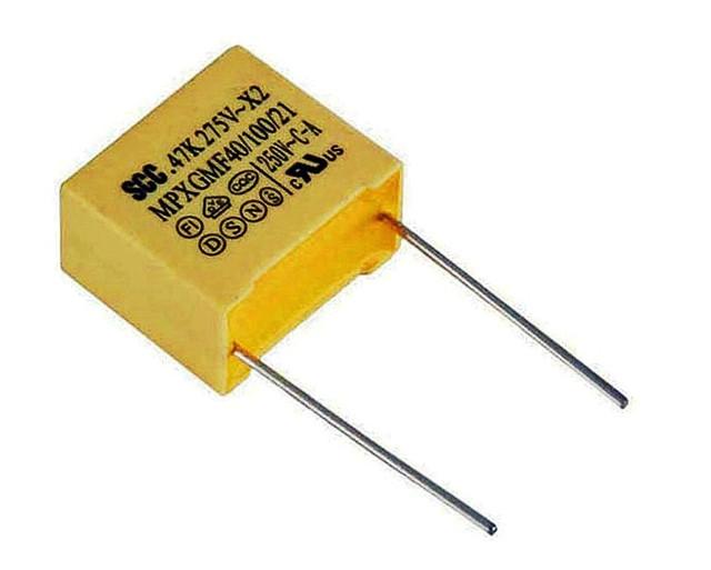 противобликовый конденсатор для решения проблемы моргания лампы