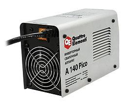 Аппарат электродной сварки, инвертор QUATTRO ELEMENTI  A 140 Pico