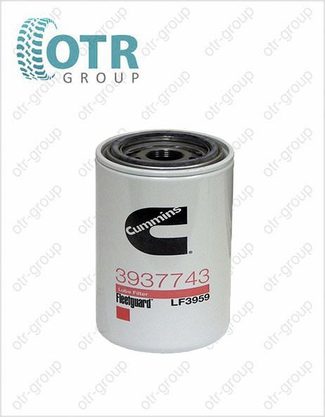 Фильтр масляный Hyundai Robex 210W-9S