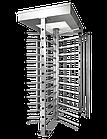 Турникет моторизованный роторный полноростовой Oxgard Praktika Т-10 МН из нержавеющей стали, фото 2