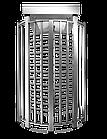 Турникет моторизованный роторный полноростовой Oxgard Praktika Т-10 МН из нержавеющей стали, фото 3