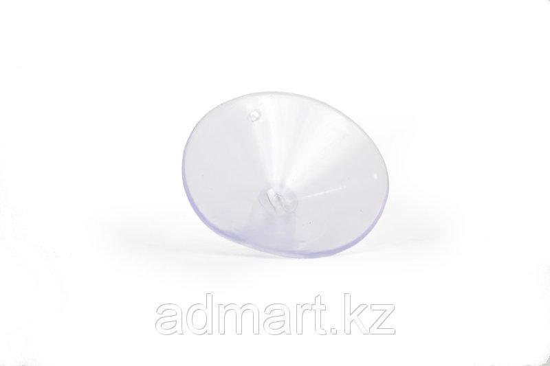Прозрачная пластиковая присоска 25mm