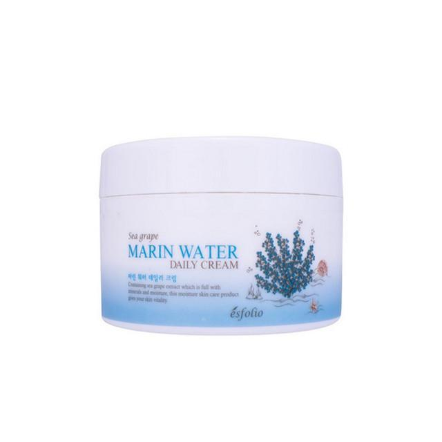Esfolio Ежедневный Крем с Морской Водой Sea Grape Marine Water Daily Cream  200мл.